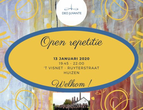 Open Repetitie 13 januari