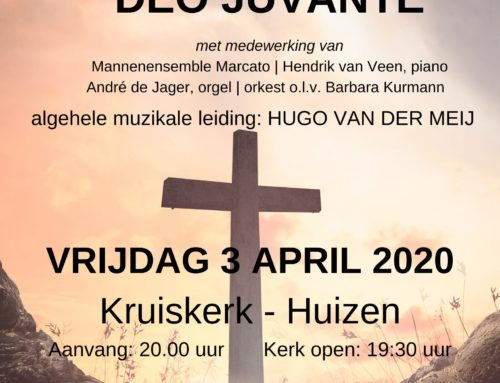 Paasconcert 3 April